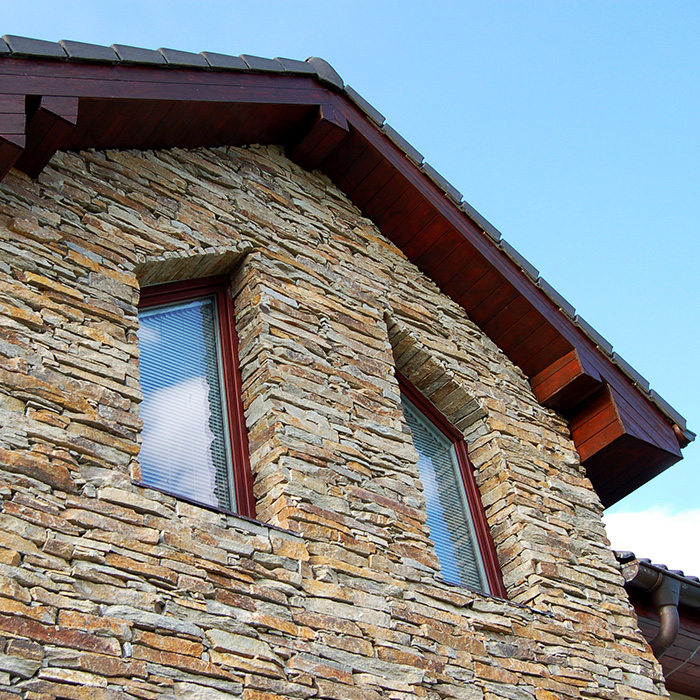 Kamenná fasáda Modern Rustic